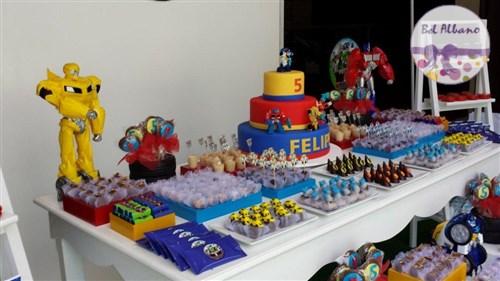 Home » Festas » Meninos » Transformers » Transformers para Felipe