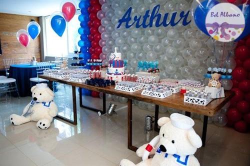 Festa infantil urso marinheiro para arthur belo horizontemg urso marinheiro para arthur thecheapjerseys Gallery