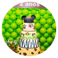Mickey Safari do Thomas 2 anos