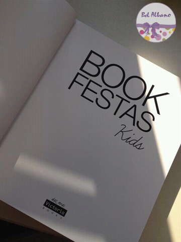 Bel Albano no Book Festas Kids